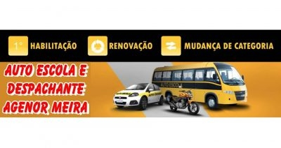 Auto Escola e Despachante Agenor Meira