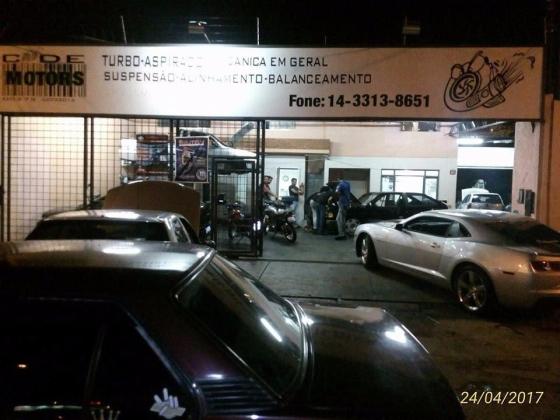 Oficina mecânica em Bauru