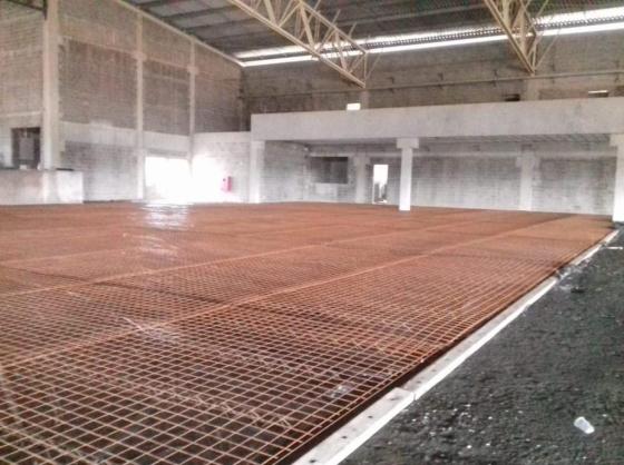 Araujo Pisos Indústriais em Limeira